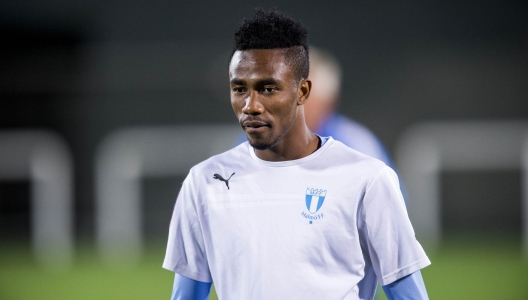 Ghana winger Samuel Tetteh impresses Malmo's technical chief