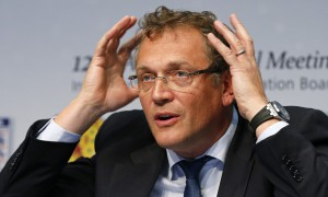 Fifa: Ex-general secretary Jerome Valcke banned for 12 years