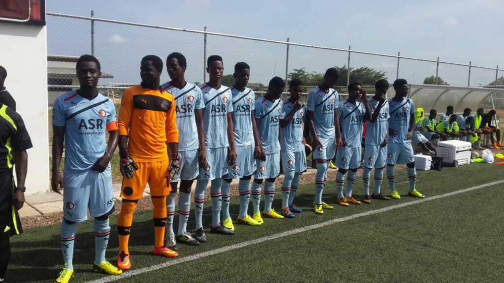 WAFA SC beat Togo home-based national team again in friendly