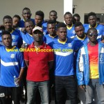 PHOTOS: Wa All Stars hold first training session in Riyadh on pre-season