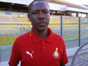 Black Maidens trainer Augustine Adotey applauds GFA for their support