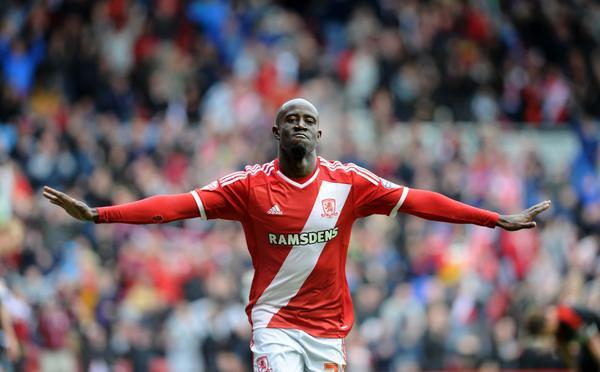 No fresh fall-out with Ghana star Albert Adomah, says Middlesbrough coach Karanka