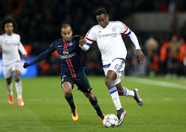 Twitter explodes over Baba Rahman's excellent display for Chelsea in PSG clash in UEFA Champions League