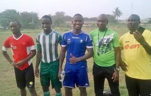 Hasaacas coach Basigi lauds Bekoe's 'team-player' attitude