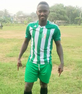 Eric Bekoe opens goal scoring account with Sekondi Hasaacas in 3-0 triumph over Unicorn FC