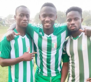 Eric Bekoe targets top 4 finish with Hasaacas; goal king not necessary