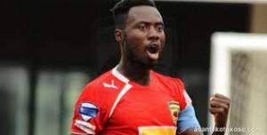 Asante Kotoko utility player Eric Donkor hopeful of national call up soon