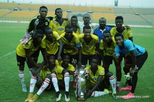 WAFA's loss was very painful - Kotoko defender Tuffuor Frimpong