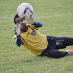 Video: Kotoko first choice goalkeeper Felix Annan suffers injury in season opener