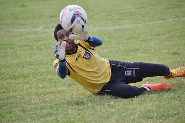 Video: Kotoko first choice goalkeeper Felix Annan suffers injury in season opener
