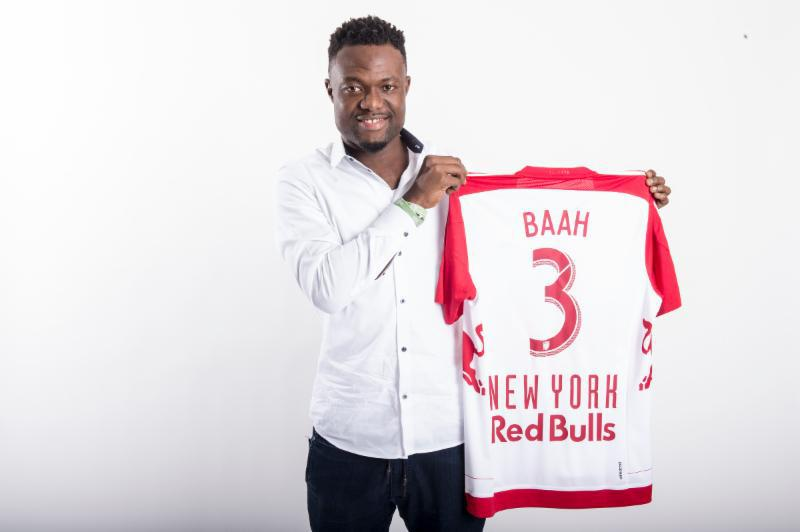 Video: Ghana defender Gideon Baah talks about his decision to join New York Red Bulls