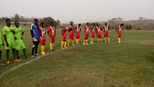 PHOTOS: Watch actions of Hearts of Oak vs Dreams FC at the Dawu Park