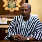 Ghana President Mahama confirms GFA contesting Dzamefe Commission's report in court