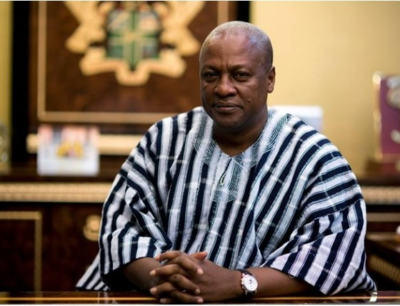 John Mahama makes another GARGANTUAN football promise, to pay for clubs to play in Africa