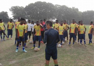 'I'm enjoying the pressure' - Hearts' coach Kenichi Yatsuhashi