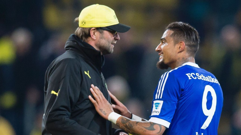 Jurgen Klopp my 'most wicked coach' - AC Milan's Kevin-Prince Boateng