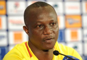Former Black Stars coach Kwesi Appiah in Uganda for return leg of CAF Confederation Cup