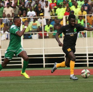 CAF CL: Ghana's Bernard Morrison cries over missed penalty despite heavy win with AS Vita Club