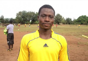 AshantiGold inspirational defender Awudu Nafiu out of MO Bejiaia's second leg clash