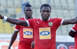 Kotoko forward Obed Owusu hopeful of a better performance ahead of league kickoff