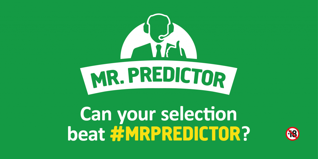 Premier Bet's Mr. Predictor gives Ghana his betting predictions for this weekend's match
