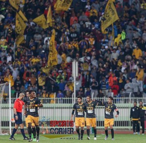 Rashid Sumaila wins MVP as Qadsia move on top of Kuwaiti League table