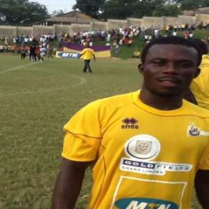 AshantiGold Defender Augustine Sefa says Medeama's Super Cup loss will ginger them ahead of Sundays CAF Champions League clash