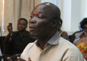 New Sports Minister Nii Lante Vanderpuye will never BEG Black Stars players over winning bonus