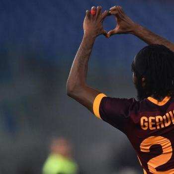 AS ROMA,  Gervinho: