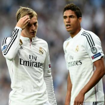 Real Madrid, Varane: