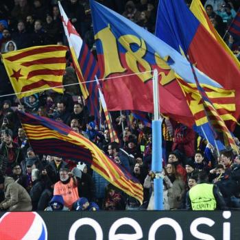 SPAIN/ BARCELONA FC, From UK: lead over Premier League giants on Stones