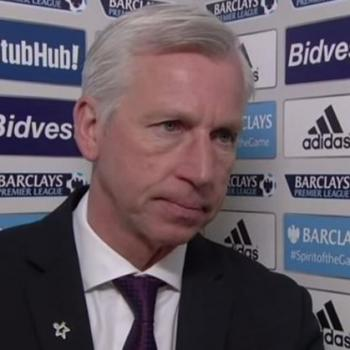 Pardew has sympathy for McClaren