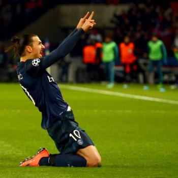 CHAMPIONS / CHELSEA 1 - 2 PSG: Ibrahimovic relishes return to Chelsea with PSG winner