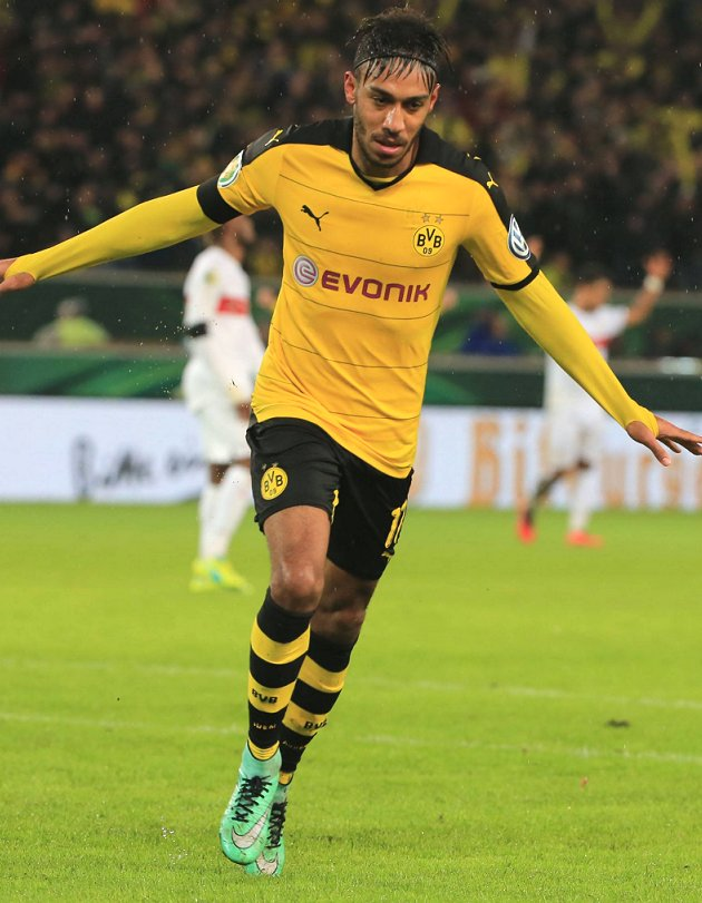 Man Utd hold secret talks but Dortmund insist Aubameyang not for sale