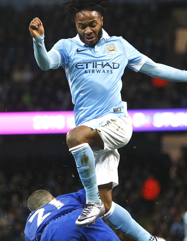 Man City winger Sterling cuts asking price of mansion to £1.2k