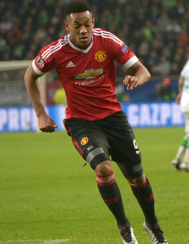 I was scared but next season I will be better for Man Utd - PSG target Martial