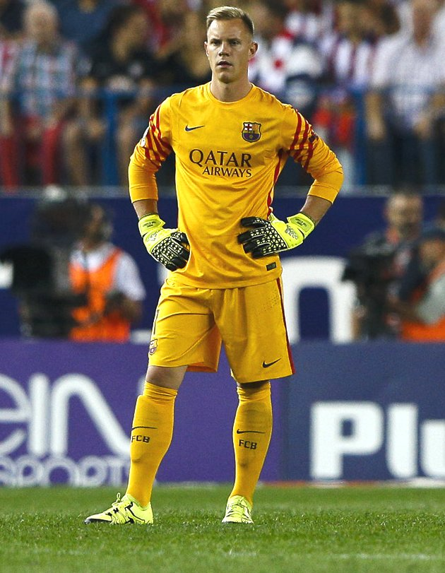 Man City and Liverpool prepared to stump up massive salary to Barcelona keeper Ter Stegen