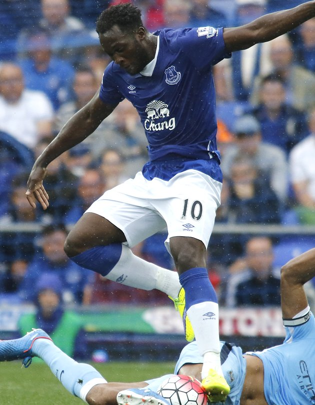 Everton chiefs adamant Lukaku not for sale at any price