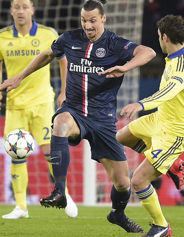 Merson: I would Ibrahimovic at Arsenal 'all day long'