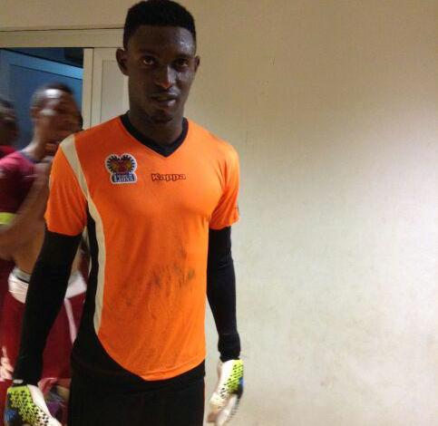 Goalkeeper Mozart Adjetey shown the exit door at promoted Dreams FC