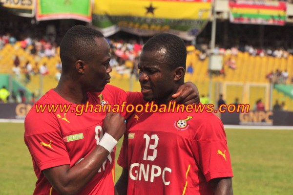 Ghana captain Agyemang-Badu picks positives from Mozambique draw