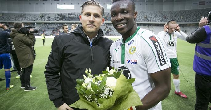 Joseph Aidoo named man-of-the-match in KRC Genk win against Zulte Waregem