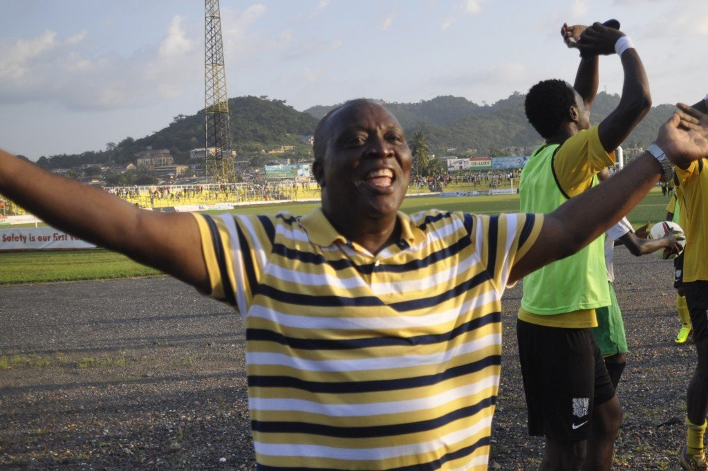Outgoing AshGold CEO Kudjoe Fianoo declares intentions of contesting for Ghana FA Presidential seat