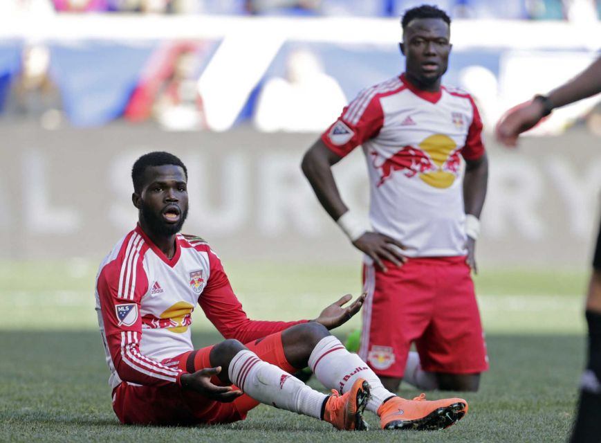 VIDEO: New York Red Bulls defender Gideon Baah satisfied with MLS debut display despite defeat