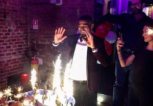 PHOTOS: Kevin-Prince Boateng celebrates 29th birthday