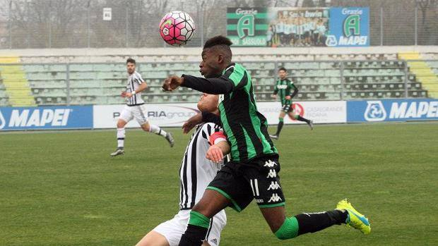 Claud Adjapong has debuted in the Serie A