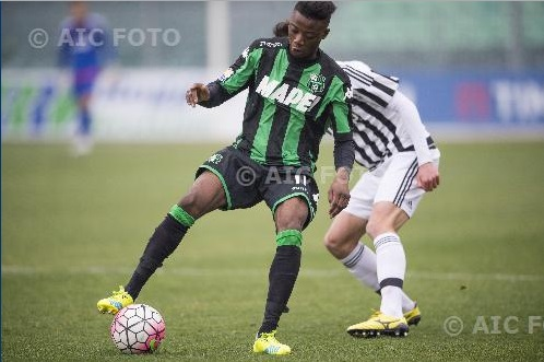Ghanaian defender Claud Adjapong handed Italy's U19 call up