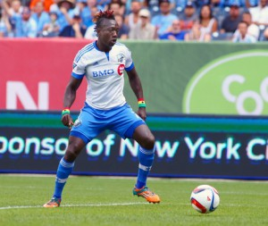 EXCLUSIVE: San Jose Earthquakes sign Dominic Oduro from Montreal Impact in swap deal for Amarikwa