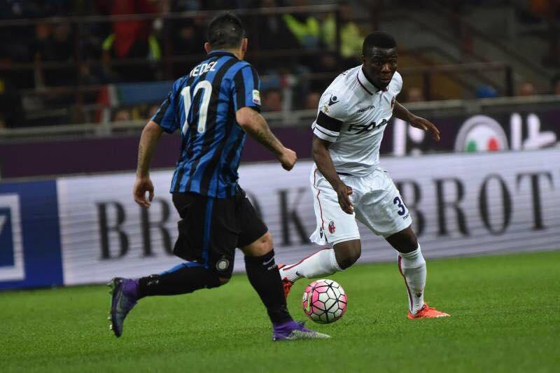 Donsah vrs Inter Milan