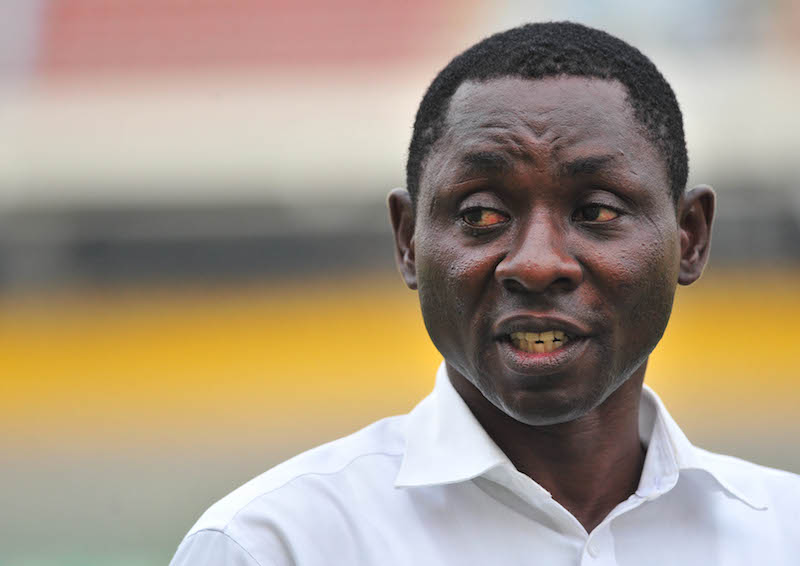Asante Kotoko under fire Coach David Duncan determined to get it right against Hasaacas